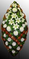 Похоронный венок №19