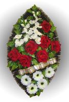 Похоронный венок №21