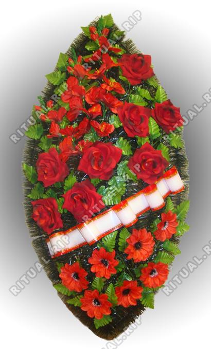 Похоронный венок №22