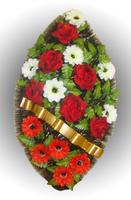 Похоронный венок №23