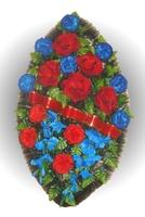 Похоронный венок №26