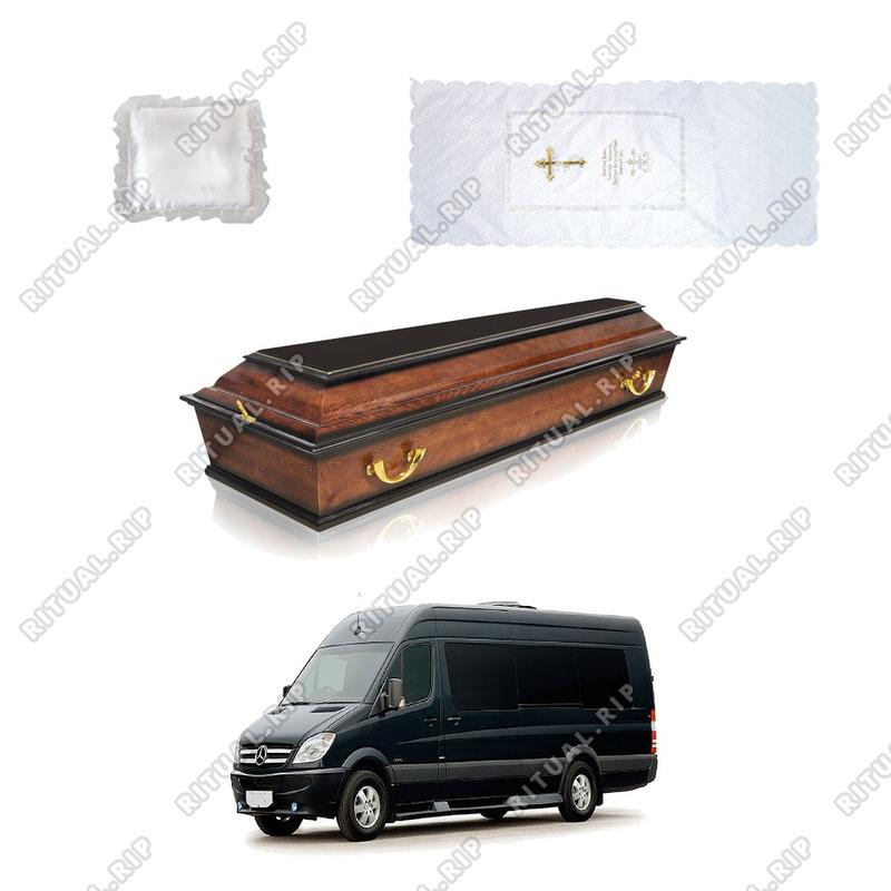 Комплекс ритуальных услуг и товаров №2 для кремации без грузчиков