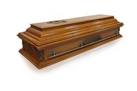 Двухкрышечный гроб Вегас
