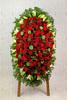 Венок из живых цветов №2Н