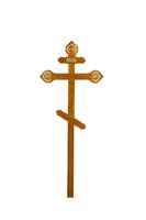 Крест на могилу КДД-08 Фигурный