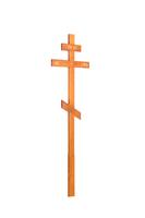 Крест на могилу КДС-01 с распятием
