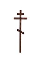 Крест на могилу КДС-07