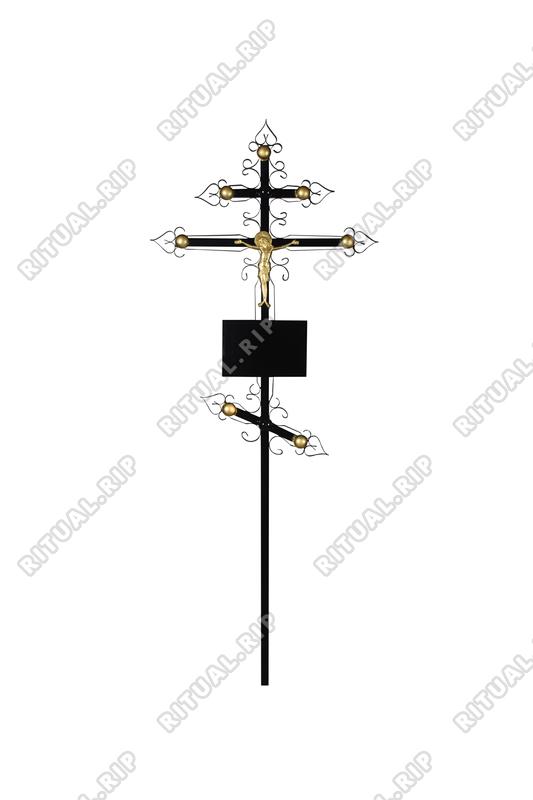 Крест на могилу Купола