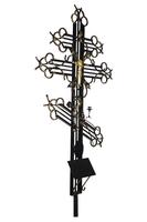 Крест на могилу Эксклюзив