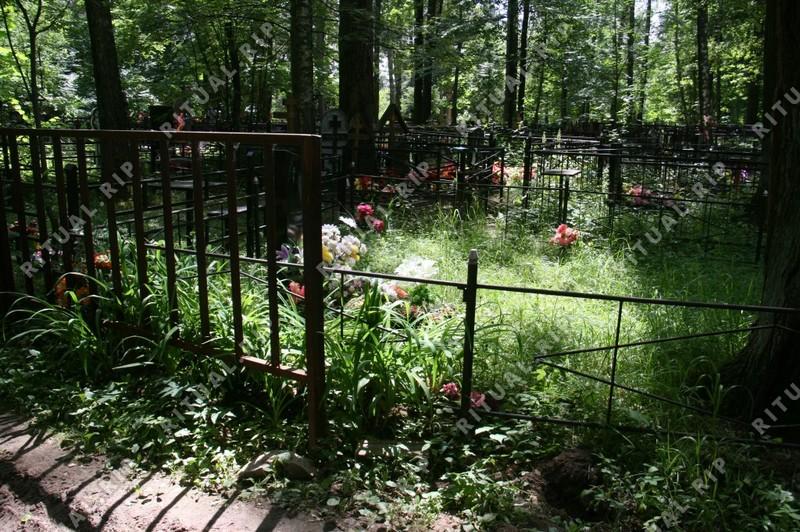 Новое Лыткаринское кладбище